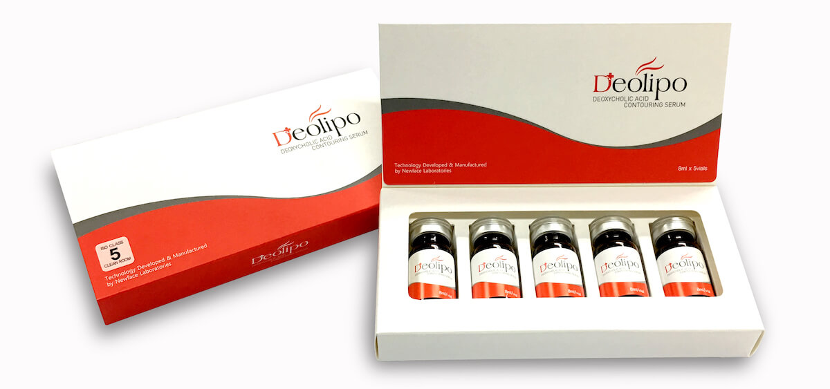 Deolipo(デオリポ)|脂肪溶解注射の画像
