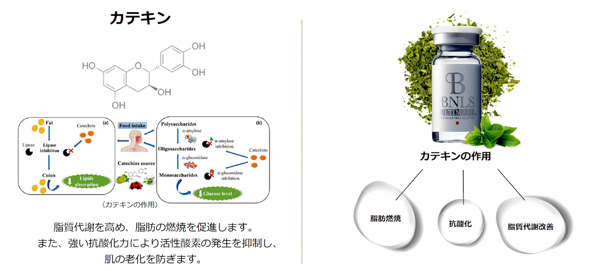 BNLS Ultimate (BNLSアルティメット)の有効成分